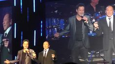 Paul Anka and Donny Osmond - Puppy Love - David Foster