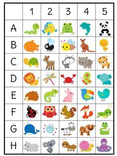 Açıkça belirtilmiş bir başlangıcı ve sonu olan Math For Kids, Diy For Kids, Preschool Activities, Activities For Kids, Visual Perception Activities, Pattern Worksheet, Cycle 2, Kindergarten Lesson Plans, Kids Prints