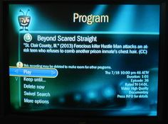 My Review of Beyond Scared Straight (Repeat Rerun)