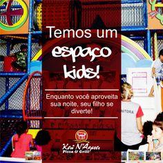Além de um ambiente agradável, oferecemos a você um espaço de lazer para o seu filho. Venha e traga sua família!😃😃😃    (65) 3685-8323 | Whatsapp 65 9275-6137  Rua Alves de Oliveira esq. Manoel Vargas s/n.  Complemento:Cristo rei | Várzea Grande | MT    #delícia #saboroso #partiu #águanaboca #fome #vontade #maissabor#pizza #delivery #jantar #delícia #queromais #gril #petisco #sair#amigos