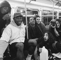 Jaden Smith, Tyler the Creator, Taco, Kendall Jenner, Mateo Arias, and Moises Arias