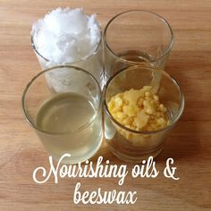 Fresh Picked Beauty: Coconut-Vanilla Moisturizer...coconut oil, beeswax, vanilla oil and other oils for your skin!