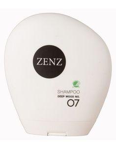 Deep Wood Shampoo No. 07 fra Zenz Organic