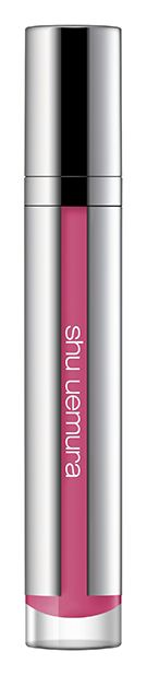 http://shuuemura.com/index.aspx tint in gelato -  a tempting revolutionary creamy gelato texture glides on the lips for intense dewy finish, blends easily with finger tips for semi-matte with natural sheen on cheek. (Pink PK01)  #shuuemura  #spring #makeup #mikaninagawa #cosmetics #シュウウエムラ #植村秀