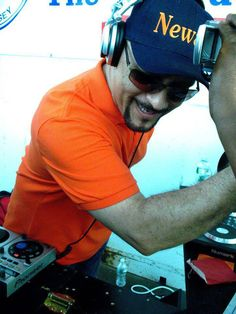 Hippie Torrales, DJ Extraordinaire!   Influenced 70's - 80's Dance Music Culture in Newark, NJ.