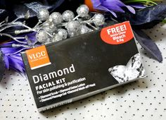 vlcc diamond facial kit review