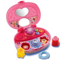vtech toys | Fun Shapes Jewelry Box(TM) and Learning Fun Tool Box(TM) offer more ...