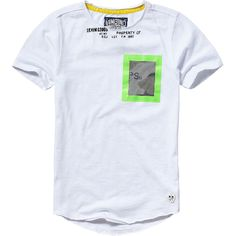 Vingino® T-shirt Herby Real White Spring/Summer collectie