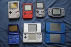 Gameboy! #Nintendo #Gaming