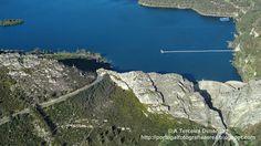 A Terceira Dimensão - Fotografia Aérea: Barragem de Santa Luzia
