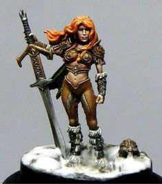 Raen of Rannoch - Giant Hunter