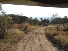 The road less travelled....