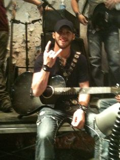 Brantley Gilbert! One of the sexiest men in country music!! <3