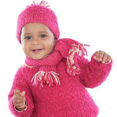 Bebê usando roupas de frio - Gelpi / ShutterStock