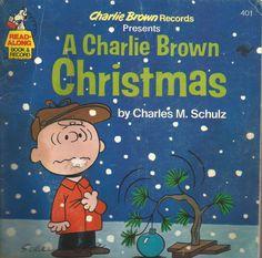 Vintage Book  A Charlie Brown Christmas by by vintagepostexchange, $3.75