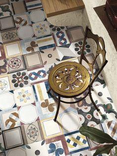 Emilia Tile Collection by CIR