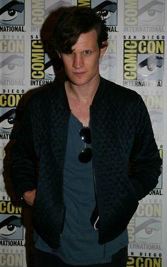 Matt Smith, Comicon 2012