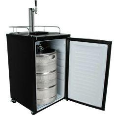 EdgeStar Full Size Kegerator & Keg Beer Cooler - KC2000 $429