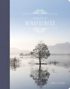 Bookspeed Moments Of Mindfulness Hardcover Book: We could all use a little more peace and tranquillity in our day-to-day lives. Full of beautiful photographs, words of wisdom and quotations, Moments of Mindfulness will help you to live in the present and approach life's challenges in a calm and focused way. 'In still moments by the sea life seems large-drawn and simple. It is there we can see into ourselves.'