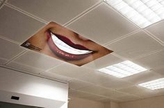 creative ad dentist office