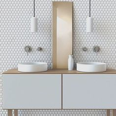 Instagram Ytics Honeycomb Tilehexagon Mosaic Tilewhite