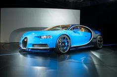 2017 Bugatti Chiron- Bugatti engineers admit the Chiron will accelerate to 60 mph in less than 2.5 seconds