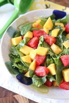 Green Mango Salad ||