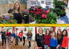 Shirley Bovshow answers viewer garden and landscape questions on Friday, 2/6 on Home & Family show on Hallmark channel 10am pst. Set your DVR's!