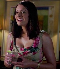 Paget Brewster / Emily Prentiss from criminal minds! I love her!!!