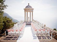 Elegant wedding in Son Marroig