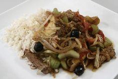 Oksekød i wok 01 4