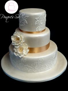 Ponqué o Torta de Matrimonio
