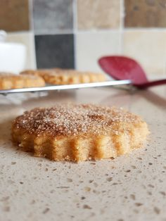 Recipe: Crunchy Cinnamon Sugar Biscuits, Two Ways - Eat Explore Etc Cinnamon Recipes, Baking Recipes, Cookie Recipes, Snack Recipes, Dessert Recipes, Snacks, Desserts, Cinnamon Biscuits, Cinnamon Cake