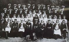 Wartime Staff Royal Naval Hospital