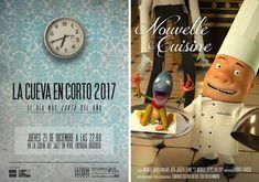 'Nouvelle Cuisine' se podrá ver este jueves, 21 de diciembre en Zamora. La muestra 'La Cueva en Corto' organiza una proyección para celebrar 'El día más corto' y ha elegido el trabajo de Manuel Reyes Halaby para que forme parte de ella. #Digital104FilmDistribution