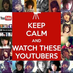 My new wallpaper on my laptop. I love Johnnie Guilbert, Jordan Sweeto, and Kyle David Hall <3