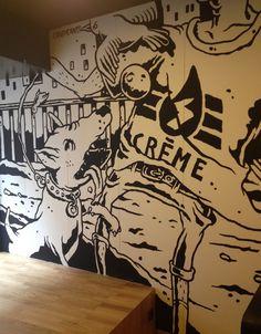 Crème Flagshipstore Barcelona (5) – grafficants.com