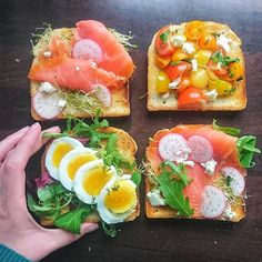 decisions decisions🤔🤤 Todays breakfast before work 💖#godtno #matbloggsentralen #feedfeed #iamwellandgood #buzzfeast #food52 #instafood #foodster #health #healthy #homemade #salmon #norwegiansalmon #norsklaks #enjoy #lifestyle #Yummy4mytummy #good #delicious #protein #healthylifestyles #sogood #foodporn #breakfast #toast #insta #meal @thefeedfeed @thechefpit @godtno @matbloggsentralen.no Breakfast Toast, Food 52, Creative Food, Avocado Toast, Sushi, Salmon, Protein, Food Porn, Homemade
