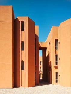 Ricardo Bofill Taller de Arquitectura · Université Mohammed VI Polytechnique