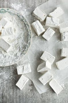 Elderflower marshmallows - Recipes - Food & Drink - The Independent