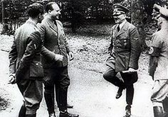 Hitler's 'Victory Dance' after the fall of Paris 1940