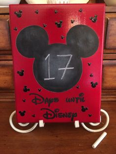 Disney count down