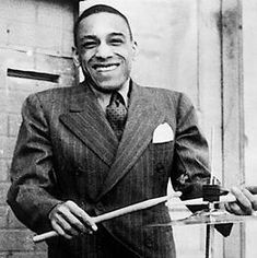William Henry Webb, usually known as Chick Webb (February 10, 1905] – June 16, 1939) was an American jazz and swing music drummer as well as a band leader