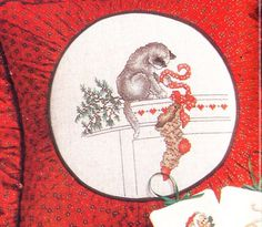 Christmas Traditions Cross Stitch Patterns cat