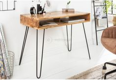 undefined Home Office, Office Desk, Table, Furniture, Home Decor, Products, Environment, Design Desk, Wood Ideas