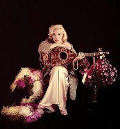 Marilyn Monroe~ photographed by Milton Greene, 1953.