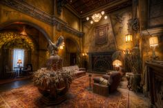 It's late afternoon, check-in time at the Hollywood Tower Hotel, only there's no one at the front desk. In fact, there's no one else at all. It didn't hit you when you first walked in because all the usual signs were in place - a newspaper, an umbrella, several bags and a child's doll. Upon closer...  Read more here at Tours Departing Daily