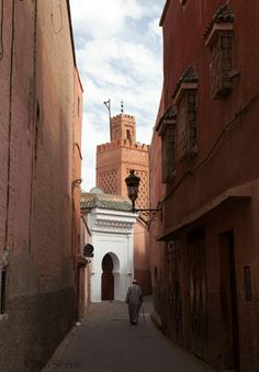 Good Morning from Marrakech....