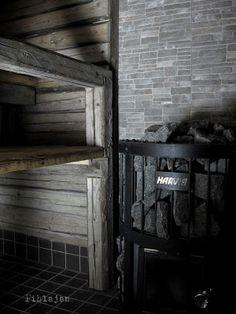 . Sauna Design, Outdoor Sauna, Finnish Sauna, Sauna Room, Interior Architecture, Interior Design, Spa Rooms, Saunas, Western Red Cedar