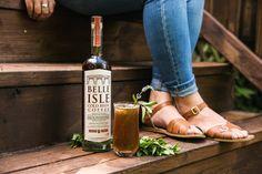 Lavender Coffee Hour — Belle Isle Premium Moonshine